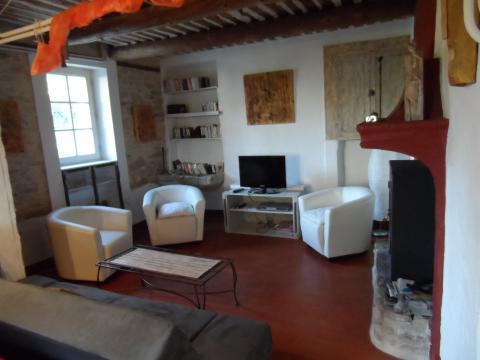Maison Gordes - 7 personnes - location vacances  n�34032