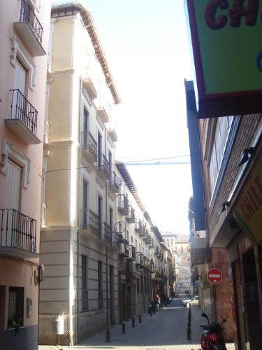 Flat Granada - 4 people - holiday home  #34041