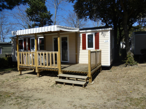 Mobile home 6 people Saint Jean De Monts - holiday home  #34055