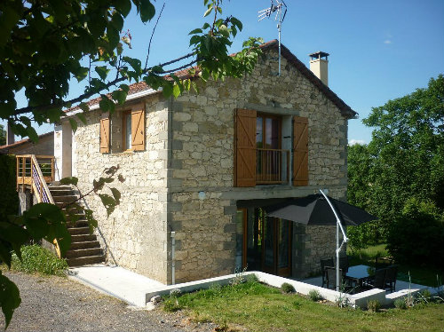 Gite Dénat - 5 people - holiday home  #34061