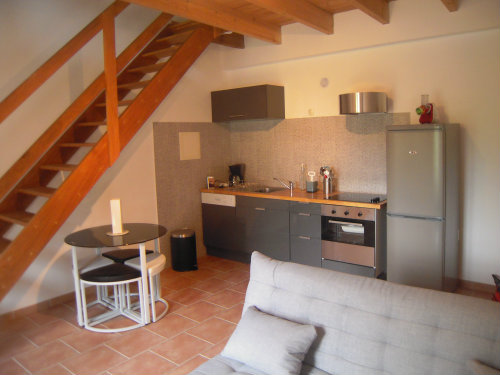 Flat in Etauliers for   4 •   with terrace