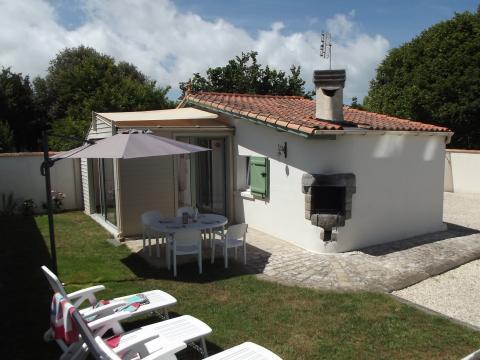 Gite La Rochelle - 4 personnes - location vacances  n°34125