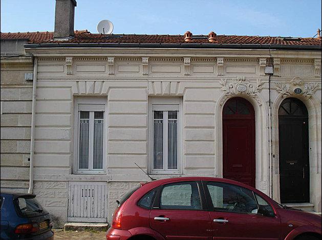 Haus Bordeaux - 5 Personen - Ferienwohnung N°34144