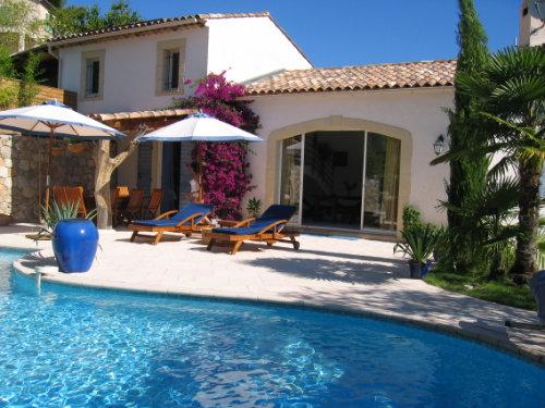 Maison Chateauneuf Villevieille - 8 personnes - location vacances  n°34184