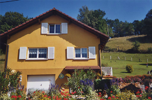 Gite Ranspach - 5 people - holiday home  #34212