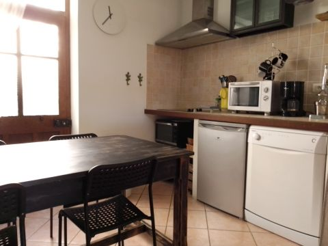 Maison Porto Vecchio - 6 personnes - location vacances  n°34216
