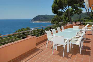Appartement Tamariu - 8 personnes - location vacances  n°34227
