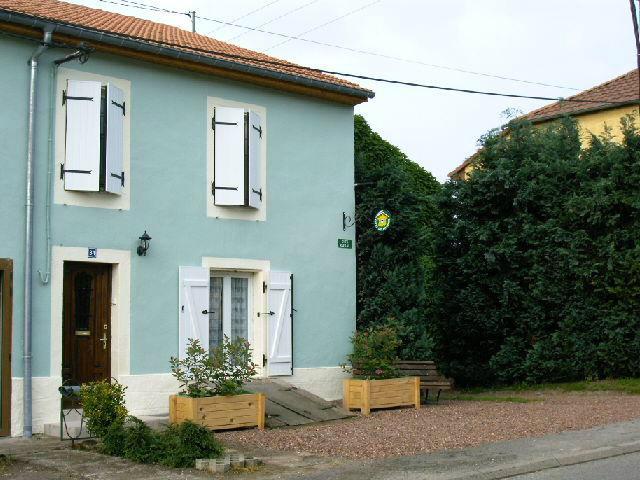 Gite Gélucourt - 5 personnes - location vacances  n°34231