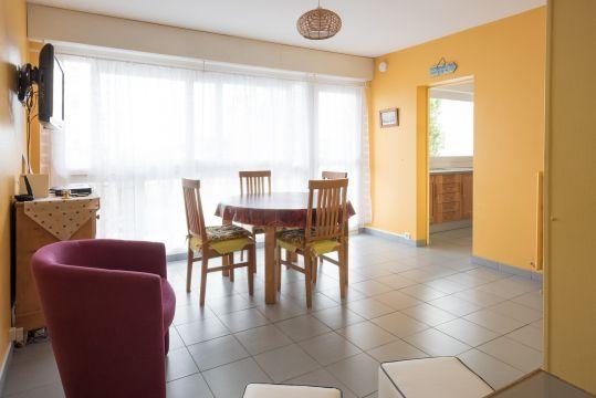 Appartement Fecamp - 4 Personen - Ferienwohnung N°34232