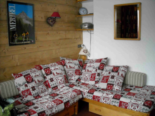 Studio in Méribel - Vacation, holiday rental ad # 34244 Picture #1