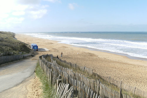 House in La tranche sur mer - Vacation, holiday rental ad # 34247 Picture #1