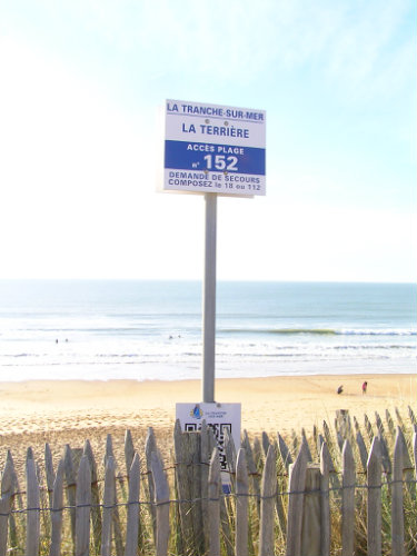 House in La tranche sur mer - Vacation, holiday rental ad # 34247 Picture #14