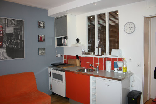 Flat in paris - Vacation, holiday rental ad # 34256 Picture #1