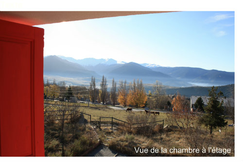 Chalet 8 people Font-romeu - holiday home  #34257