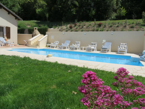 House in Mirabel-Aux- baronnies - Vacation, holiday rental ad # 34300 Picture #1