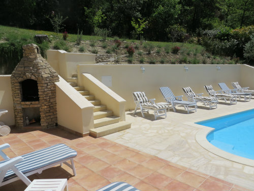 House in Mirabel-Aux- baronnies - Vacation, holiday rental ad # 34300 Picture #6