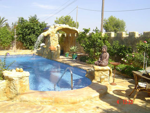 House in Orihuela - Costa - Vacation, holiday rental ad # 34305 Picture #2