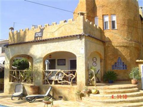 Maison 10 personnes Orihuela - Costa - location vacances  n°34305