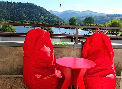 Flat in Chambon sur Lac - Vacation, holiday rental ad # 34312 Picture #13