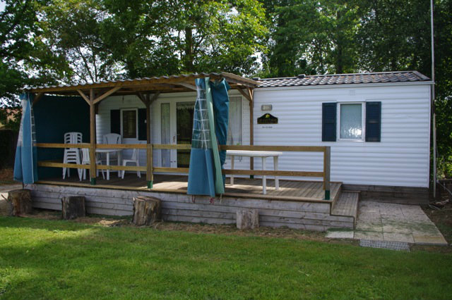 Mobile home in Languenan - Vacation, holiday rental ad # 34321 Picture #2