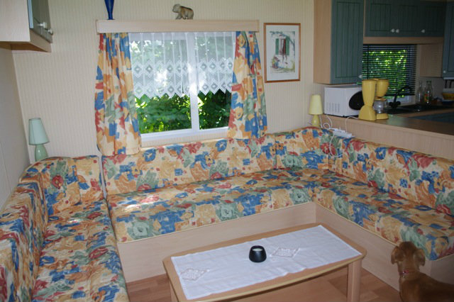 Mobile home in Languenan - Vacation, holiday rental ad # 34321 Picture #3