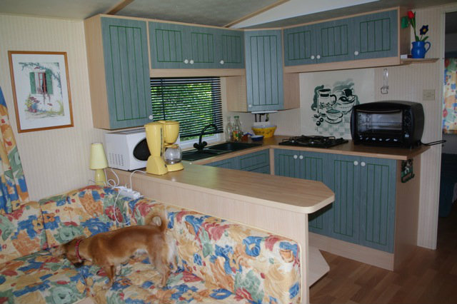 Mobile home in Languenan - Vacation, holiday rental ad # 34321 Picture #5