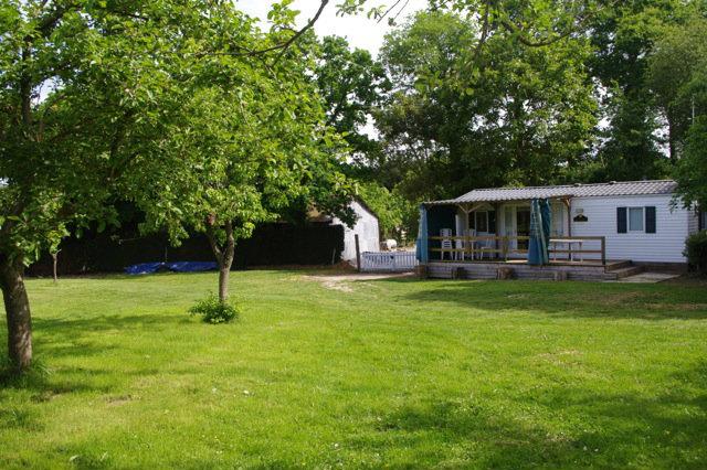 Mobil-home Languenan - 6 personnes - location vacances  n°34321