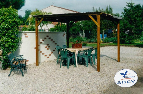Gite Le Bernard - 4 people - holiday home  #34342