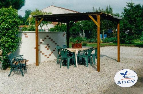 Gite Le Bernard - 4 personnes - location vacances  n°34342