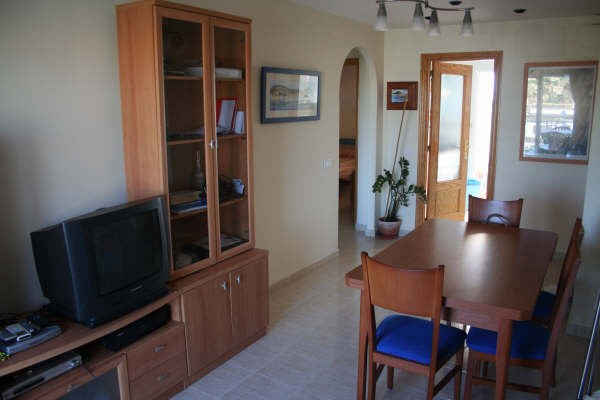 Appartement 6 Personen Denia - Ferienwohnung N°34388