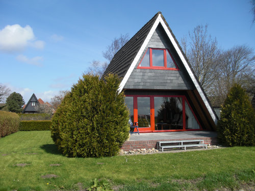 Maison Wittmund-carolinensiel - 4 personnes - location vacances  n°34394