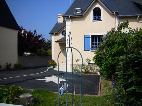 House in SAINT-MALO - Vacation, holiday rental ad # 34432 Picture #0