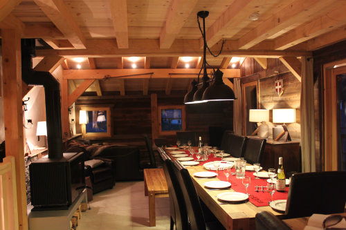 Chalet in Hauteluce - Vacation, holiday rental ad # 34438 Picture #16