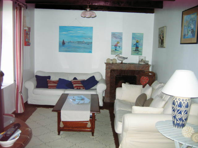 House in moelan sur mer - Vacation, holiday rental ad # 34468 Picture #3