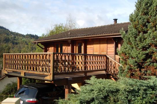 Maison Ventron - 6 personnes - location vacances  n°34479