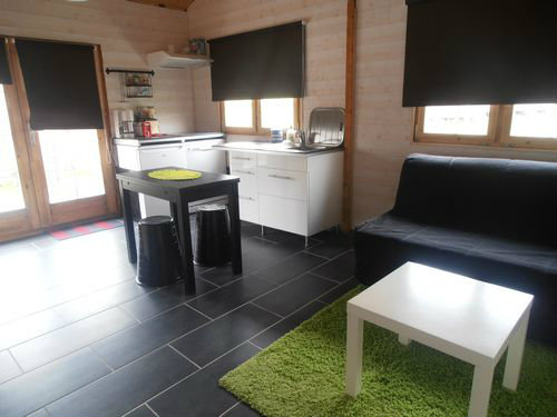 Chalet Civray De Touraine - 4 personnes - location vacances  n°34501