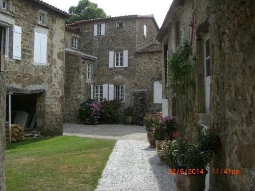 Kasteel in Saint jeure d'ay voor  4 •   met privé zwembad   no 34534