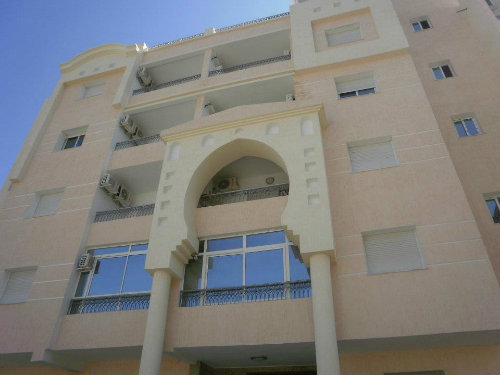Flat Hammam Sousse - 6 people - holiday home  #34535