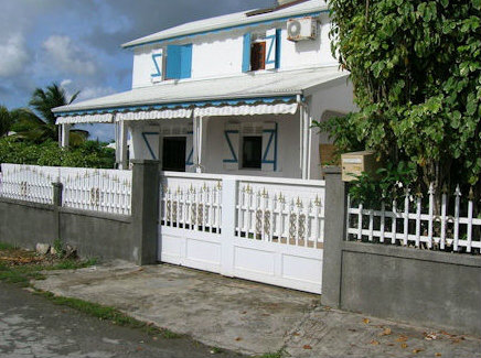 Maison 8 personnes Sainte Anne - location vacances  n°34544