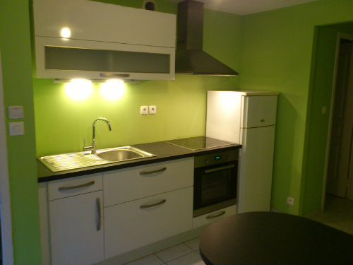 Flat in Saint-malo - Vacation, holiday rental ad # 34555 Picture #1