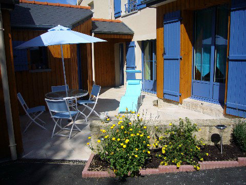 Appartement 4 personnes Saint-malo - location vacances  n°34555