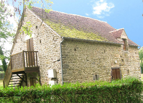 Gite St Pierre Des Nids - 10 people - holiday home