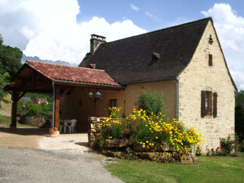 Gite à Veyrignac pour  5 •   animaux acceptés (chien, chat...)