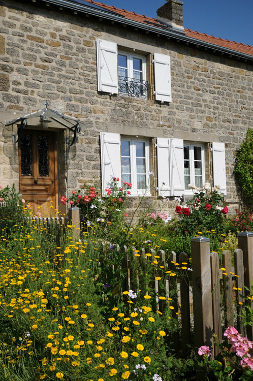 Maison à Maisoncelle-et-villers pour  6 •   avec terrasse