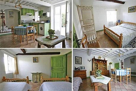Gite 4 personnes St Remy De Provence - location vacances  n°34690