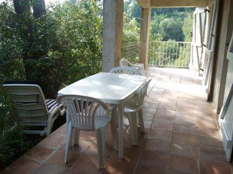 House in Pierrefeu du Var - Vacation, holiday rental ad # 34703 Picture #1