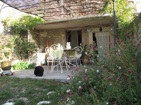 Huis Saint Rémy De Provence - 4 personen - Vakantiewoning  no 34717