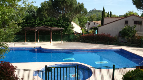 House Forcalqueiret - 5 people - holiday home  #34740