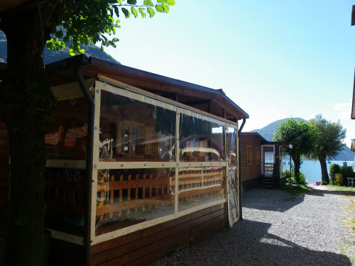 Chalet in Luganomeer, porlezza, como for   5 •   2 bedrooms