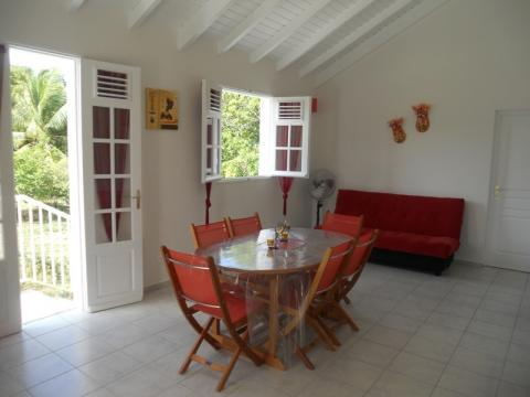 House Le Moule - 8 people - holiday home  #34743